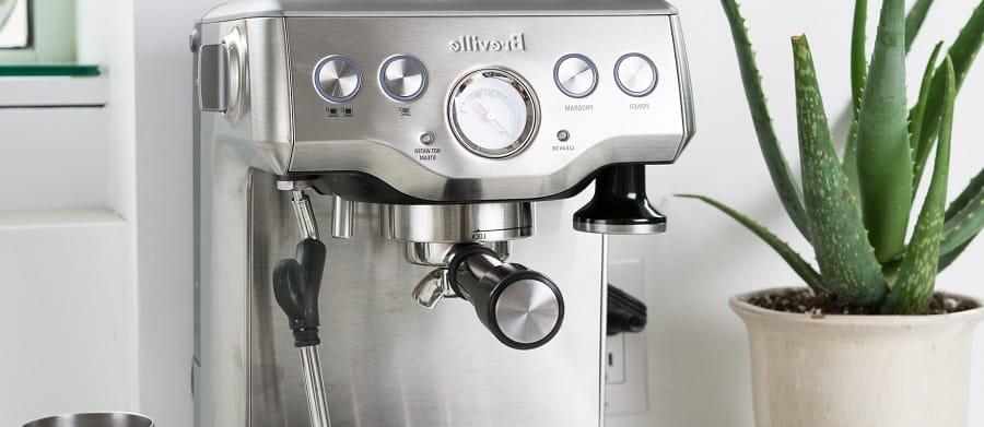 Máquinas de café espresso