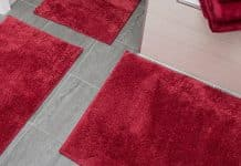 alfombras de baño