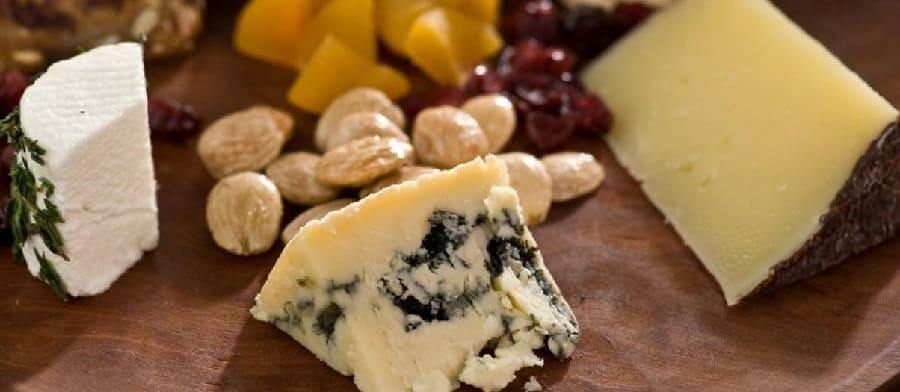 tablas de queso