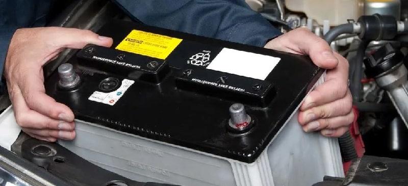 batería para coches