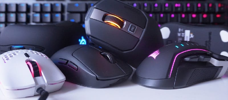 ratones gaming