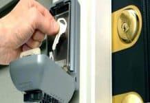 Cajas de seguridad para llaves