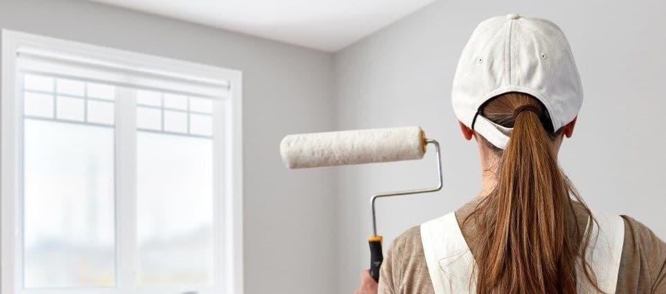pintura de interior para casas